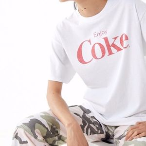 UO Junk Food Enjoy Coca-Cola Tee